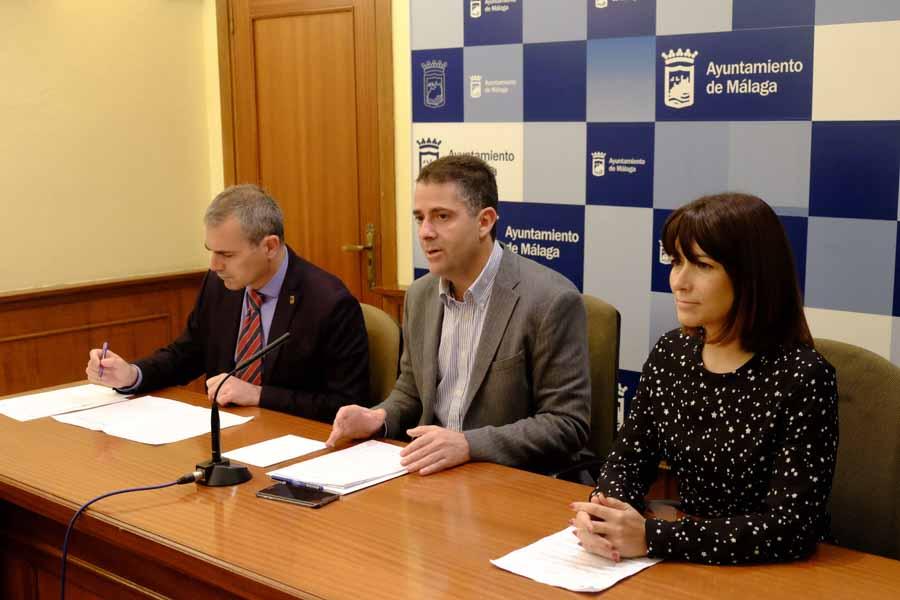 Malaga Malaga El Ayuntamiento de Málaga mantiene y refuerza el Plan Especial de Lucha contra la Pobreza