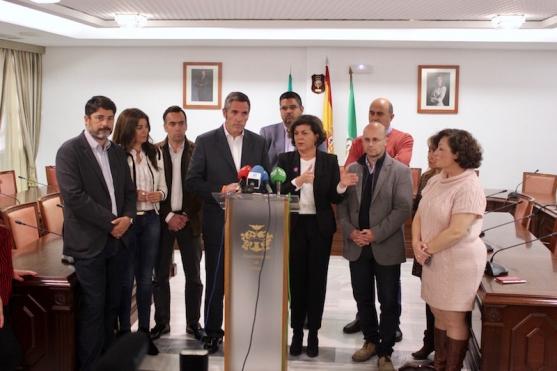Mijas Mijas El equipo de gobierno pide explicaciones a Nozal sobre la presunta compra de voluntades al concejal de CSSP