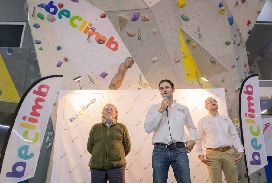 Actualidad Actualidad Beclimb inicia desde Málaga un plan de expansión para la creación de centros de escalada deportiva