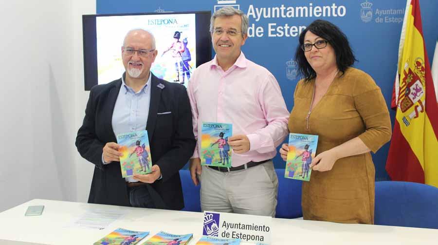 Fuengirola Fuengirola 'Estepona vive sus calles 2017' diseña una veintena de actividades para dinamizar 'El Jardín de la Costa del Sol'
