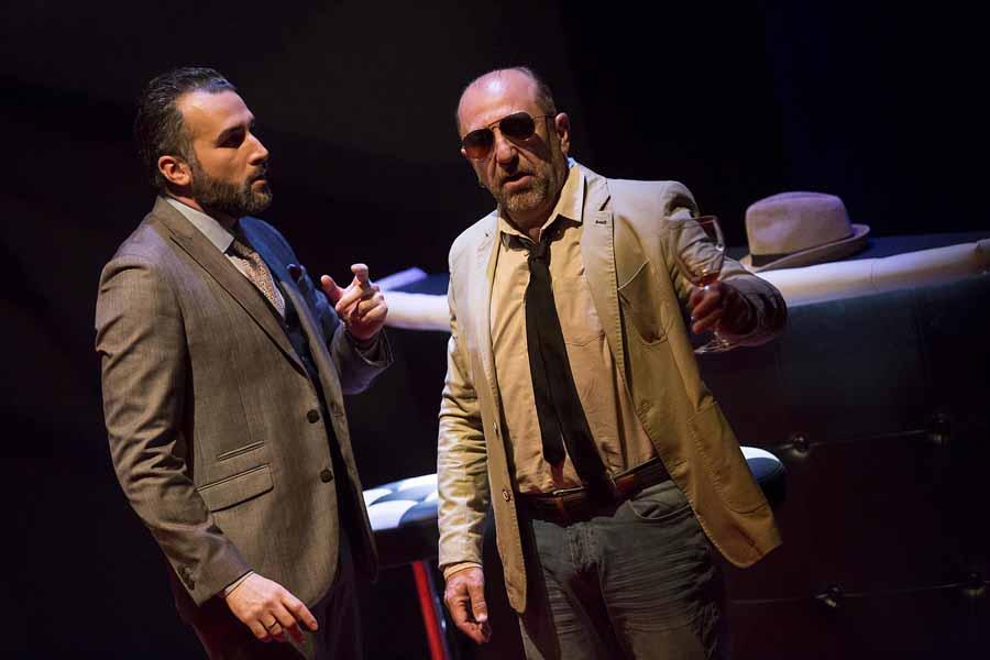 Actualidad Actualidad Factoría Echegaray estrena hoy Monogamia, una comedia irónica y tierna que enfrenta a dos hermanos muy distintos