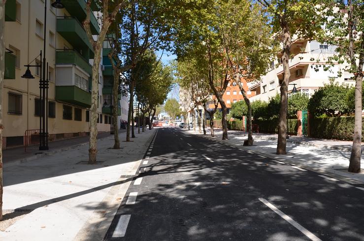 Fuengirola Fuengirola Las obras de reforma integral de la calle Blanca Paloma comenzarán tras la Feria de los Pueblos de Fuengirola