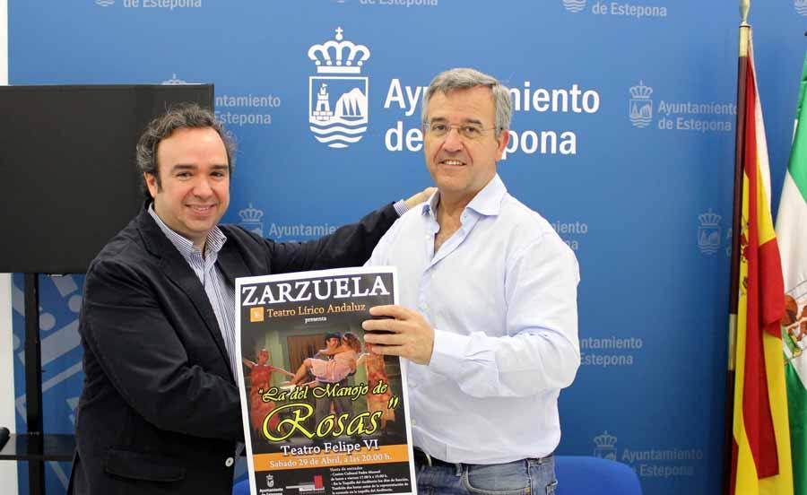 Estepona Estepona El Auditorio Felipe VIde Estepona acogerá la primera temporada de zarzuela