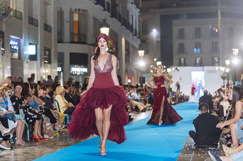Moda Moda Ribera del Duero premiará en Pasarela Larios el mejor diseño novel inspirado en sus vinos