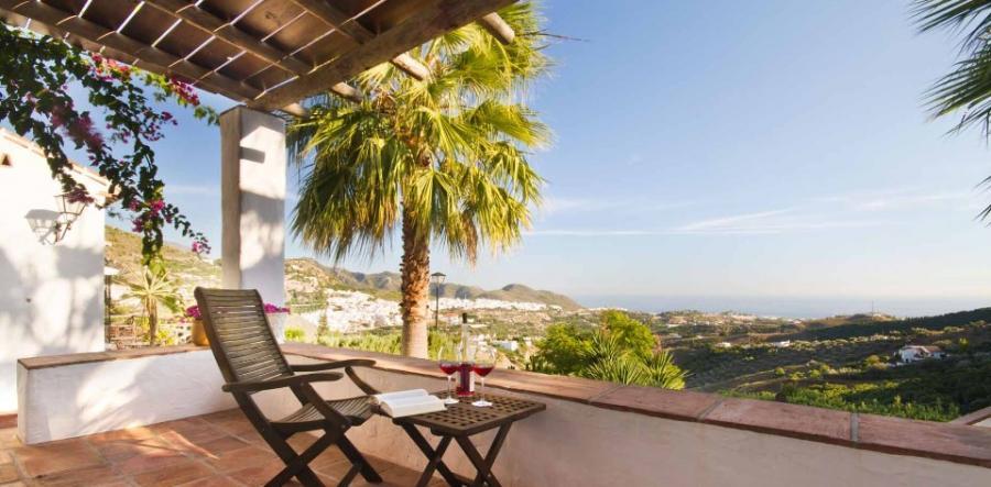 Hoteles Hoteles El turismo rural alcanza el 47% de ocupación  en el puente de mayo en Andalucía