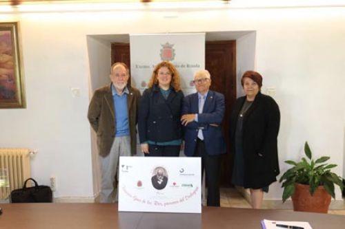 Ronda Ronda Antonio Lasanta se convierte en el primer rondeño dentro del Consejo Social de la Universidad de Málaga