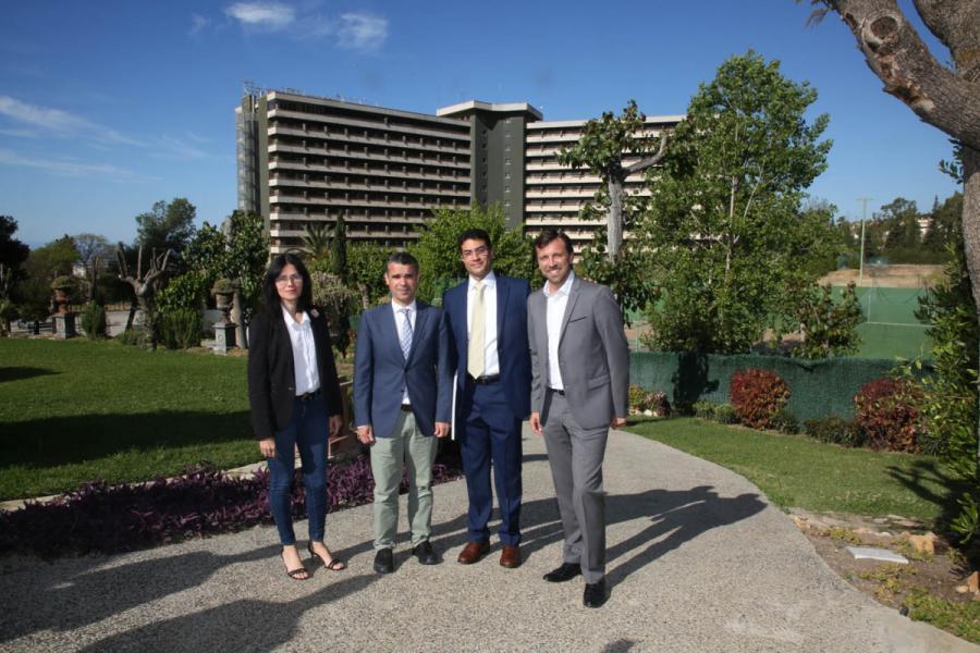 Hoteles Hoteles El Hotel Don Miguel reabrirá en la primavera de 2019 de la mano de Magna Hotels and Resort y el Club Med