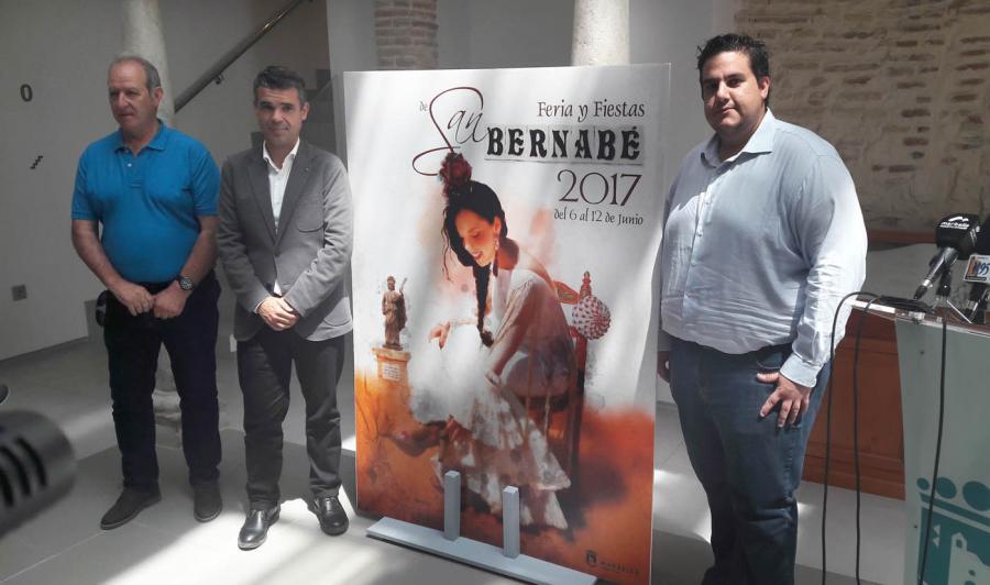 Marbella Marbella La Feria de San Bernabé 2017 arrancará el 6 de junio con el pregón a cargo de Sergio Scariolo