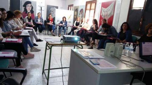 Ronda Ronda El proyecto Málaga Rural Coopera inicia en Ronda talleres de emprendimiento para mujeres de la Serranía