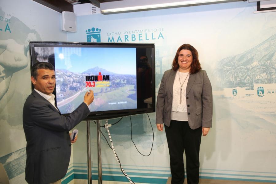 Marbella Marbella El triatlón IRONMAN generará en Marbella un impacto económico de cerca de 12,5 millones de euros