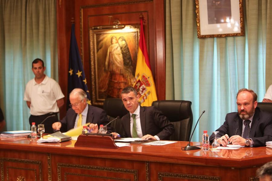 Marbella Marbella Marbella nombrará hijos adoptivos a Manolo Santana, Vicente del Bosque y Sergio Scariolo