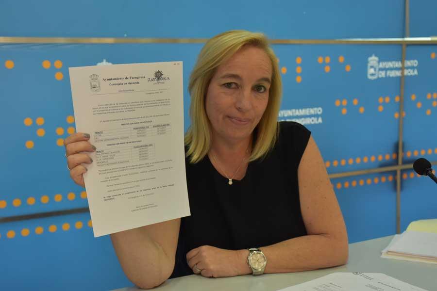 Fuengirola Fuengirola Alrededor de 25.000 fuengiroleños se beneficiaron el año pasado de las ayudas del 30% para el abono de impuestos