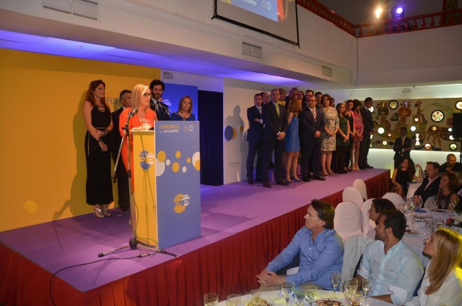 Fuengirola Fuengirola El PP de Fuengirola presenta la lista con la que concurrirá a las próximas elecciones en un multitudinario acto