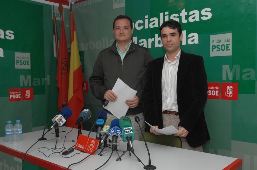 Marbella Marbella Un exdirigente del PSOE de Marbella ocultó 1,5 millones en un banco de Andorra