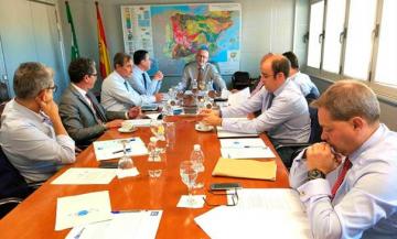 Mancomunidad Mancomunidad Acosol se incorpora al órgano rector de la Asociación de Abastecimientos de Agua y Saneamiento de Andalucía