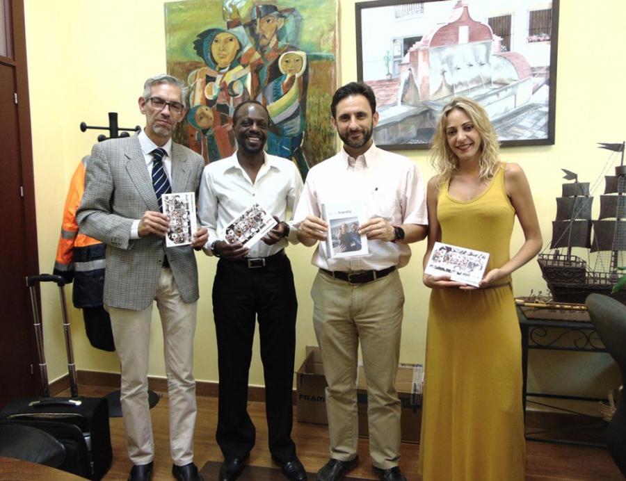 """Mancomunidad Mancomunidad La primera """"Guía del Turismo Gay Friendly de Málaga y provincia"""" verá la luz en julio, en la que colabora la Mancomunidad y numerosos municipios y entidades"""