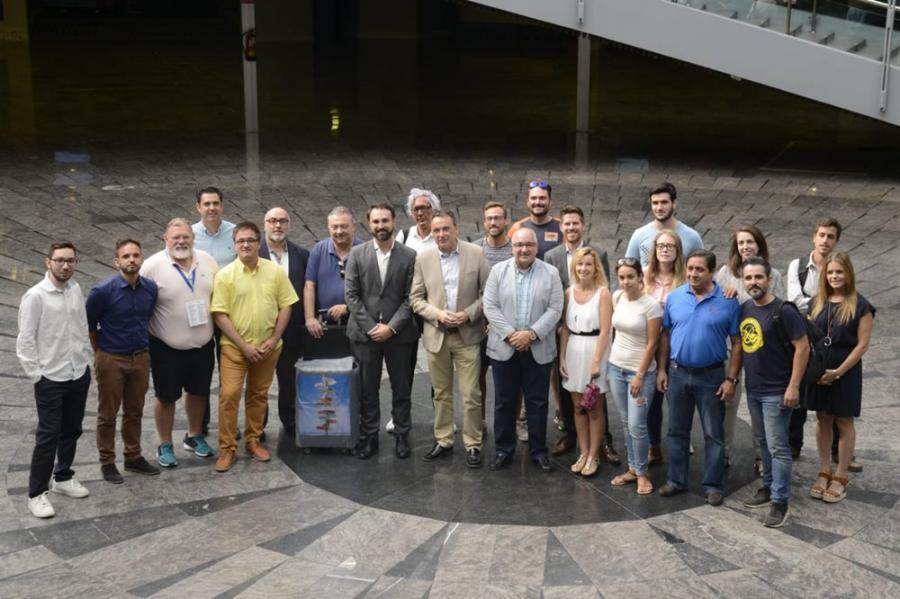 Torremolinos Torremolinos Impulsados ocho proyectos emprendedores especializados en la innovación turística en Torremolinos