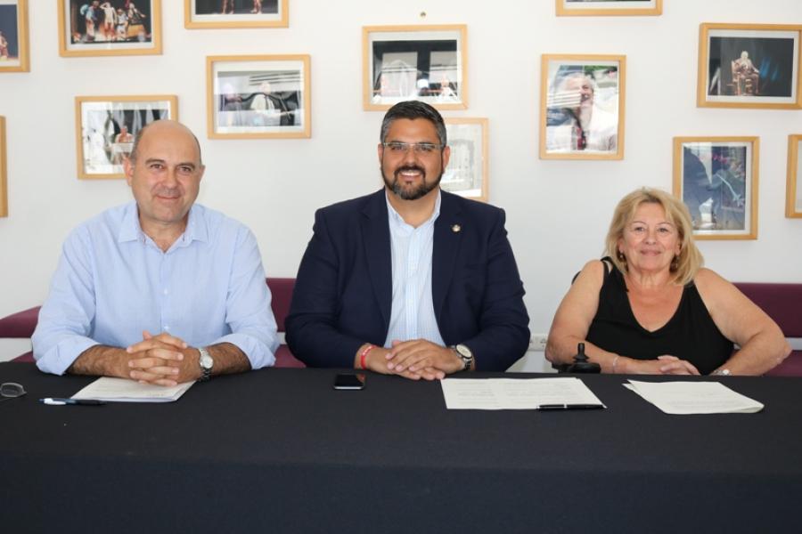 Mijas Mijas Mijas contará con usuarios de AFESOL Empleo como asistentes para los eventos culturales