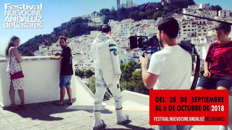 Actualidad Actualidad La V edición del Festival Nuevo Cine Andaluz se celebrará en Casares entre el 28 de septiembre y el 6 de octubre próximos