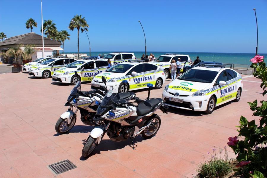 Estepona Estepona El BOJA publica la convocatoria para tres nuevas plazas de Policía Local en Estepona