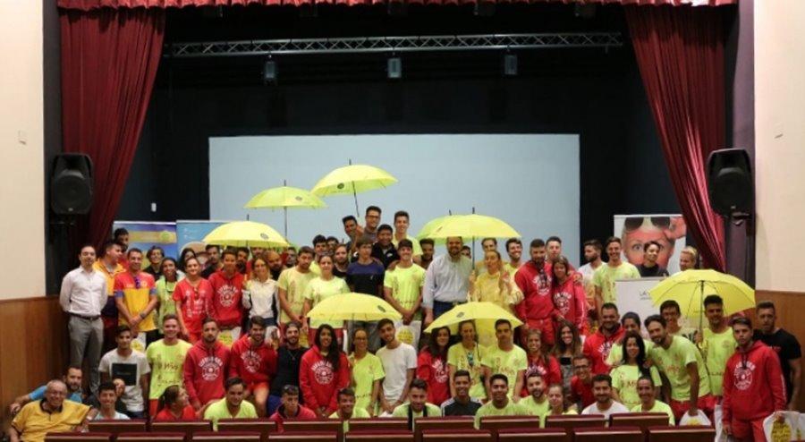 Mijas Mijas Mijas se convierte en sede de los cursos de fotoprotección para socorristas en la Costa del Sol