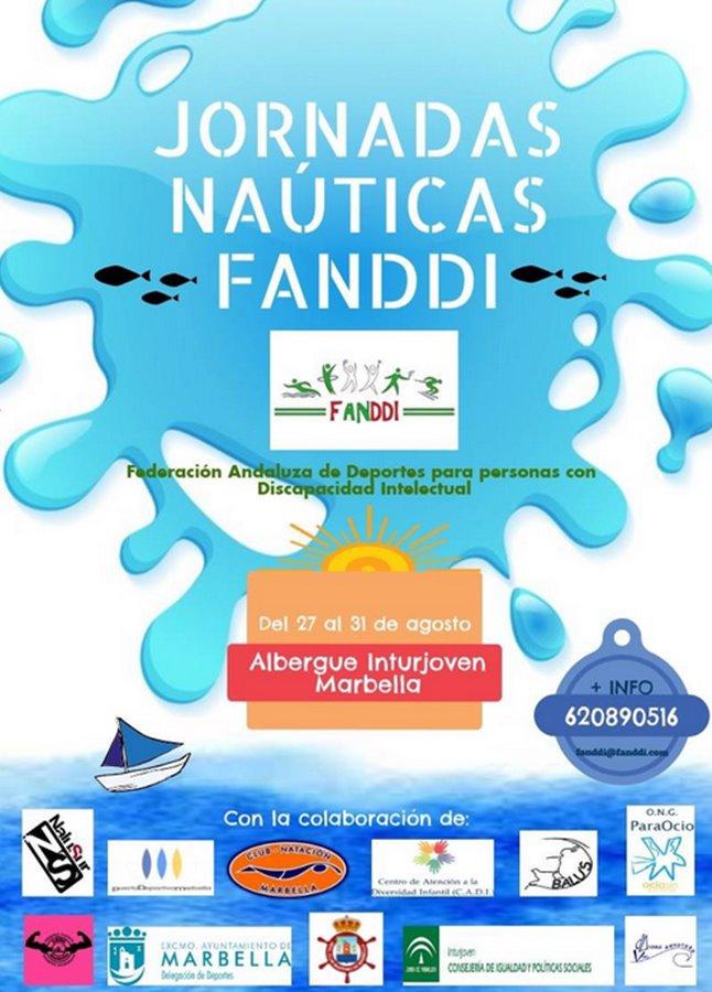 Marbella Marbella Las Jornadas Naúticas de Fanddi se celebrará del 27 al 31 de agosto en el albergue Inturjoven de Marbella