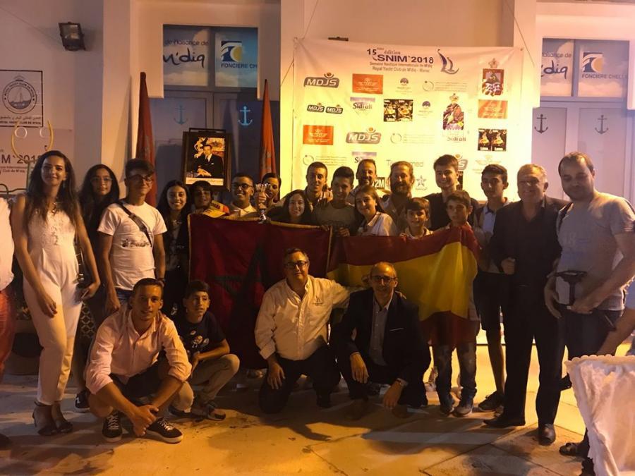 Fuengirola Fuengirola Tucán en ORC1 y Rebalaje en clase libre, ambos del Club Náutico Fuengirola, triunfadores en la XVIII edición de la Ruta del Sol de Vela Fuengirola-M'Diq