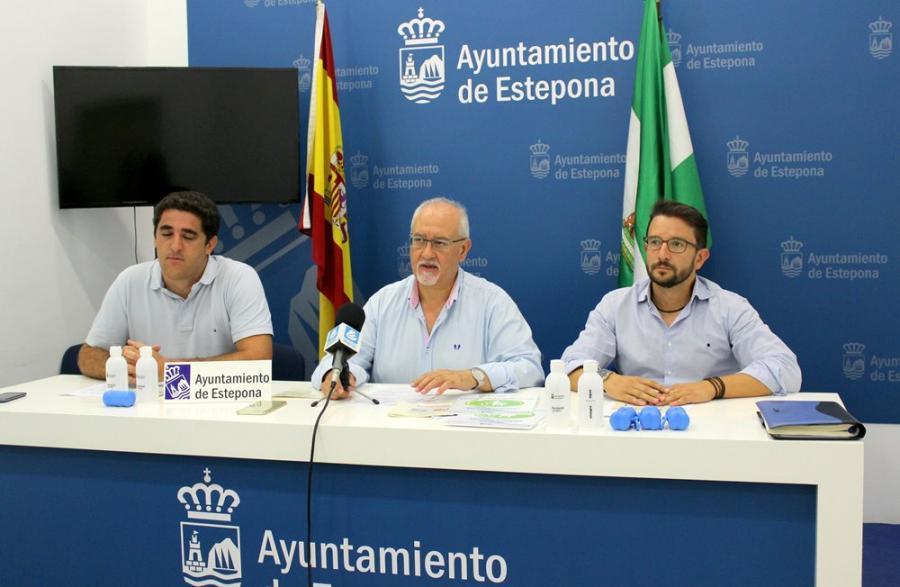 Estepona Estepona El Ayuntamiento de Estepona pone en marcha otra campaña para que los dueños de perros mantengan limpia la vía pública