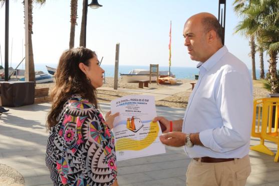 Mijas Mijas La segunda edición de 'A la fresca… música en el mar' contará con una jornada dedicada a la mujer