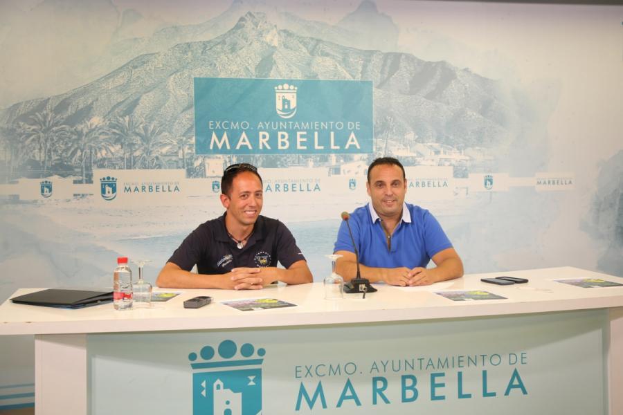 Marbella Marbella Alrededor de 150 jugadores participarán este fin de semana en el VIII Torneo de Waterpolo Marbella Beach Paradise