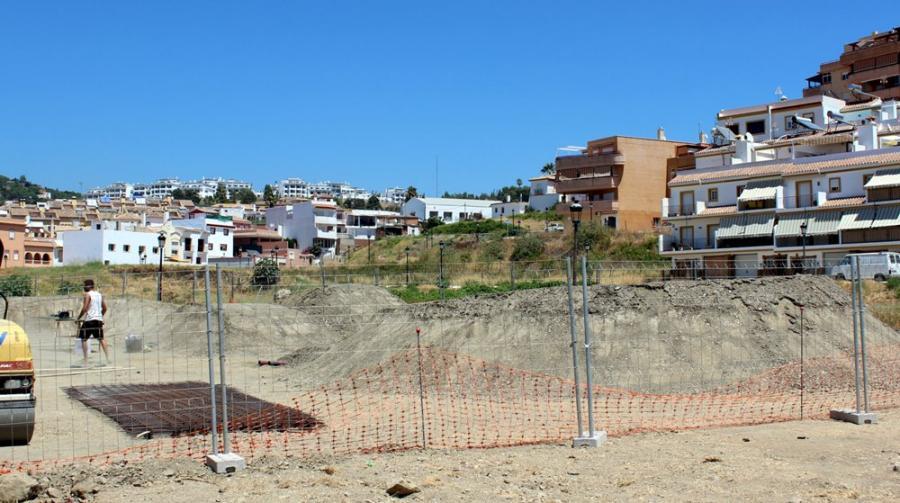 Estepona Estepona El Ayuntamiento de Estepona inicia la construcción de la que será una de las mejores pistas de pumptrack de Andalucía