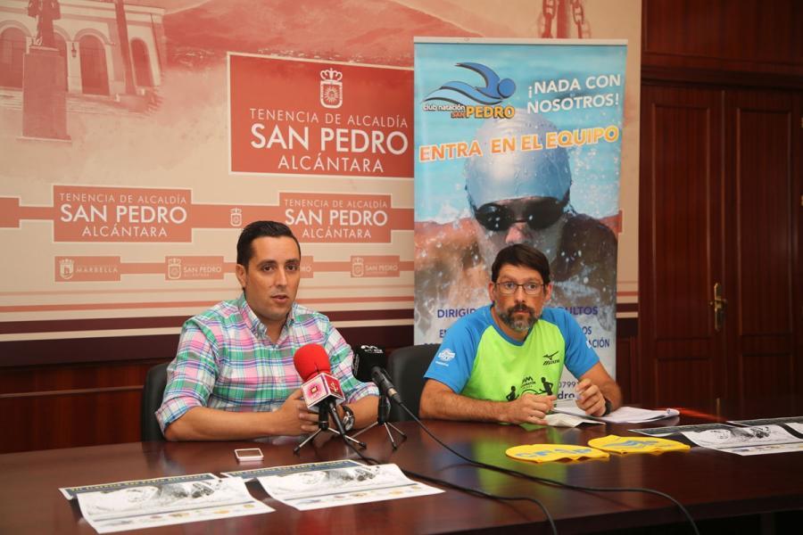 Marbella Marbella La VII Travesía a Nado San Pedro Alcántara reunirá este domingo 19 de agosto a unos 140 participantes en la Playa La Salida