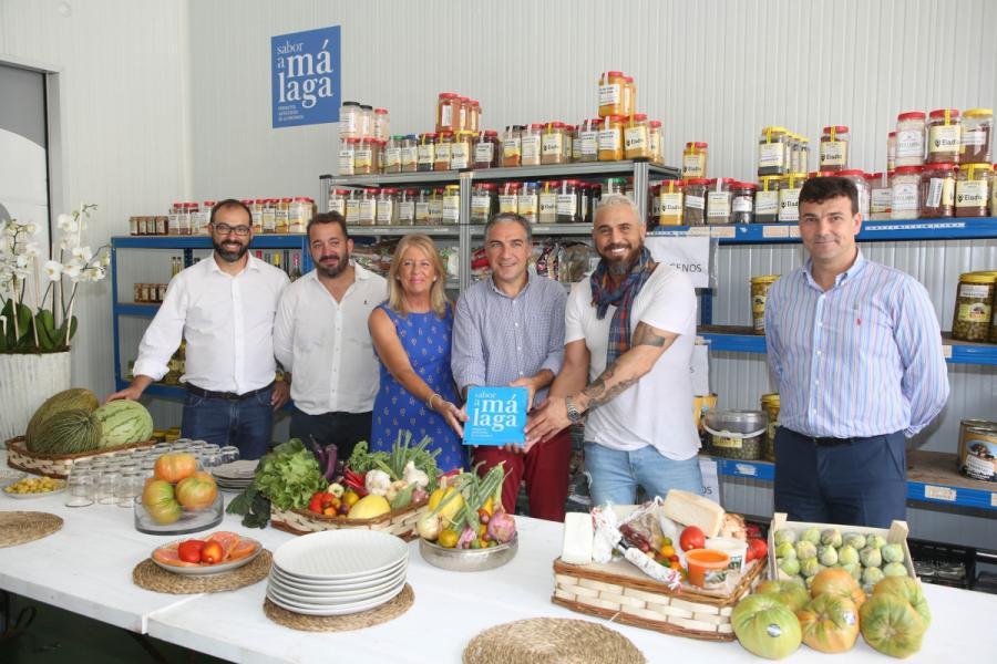 Marbella Marbella Elías Bendodo destaca la importancia de las empresas distribuidoras de la provincia en la estrategia global de 'Sabor a Málaga'