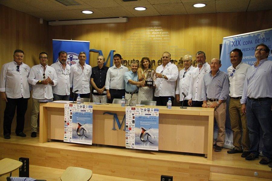 Fuengirola Fuengirola Fuengirola será la sede de la XIX Copa del Rey de Pesca de Altura al Curricán