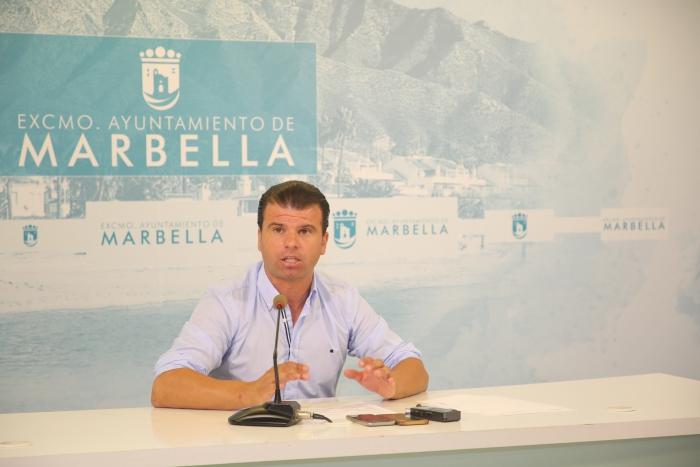 Marbella Marbella Marbella renueva, moderniza y garantiza un servicio de limpieza de calidad para los próximos años