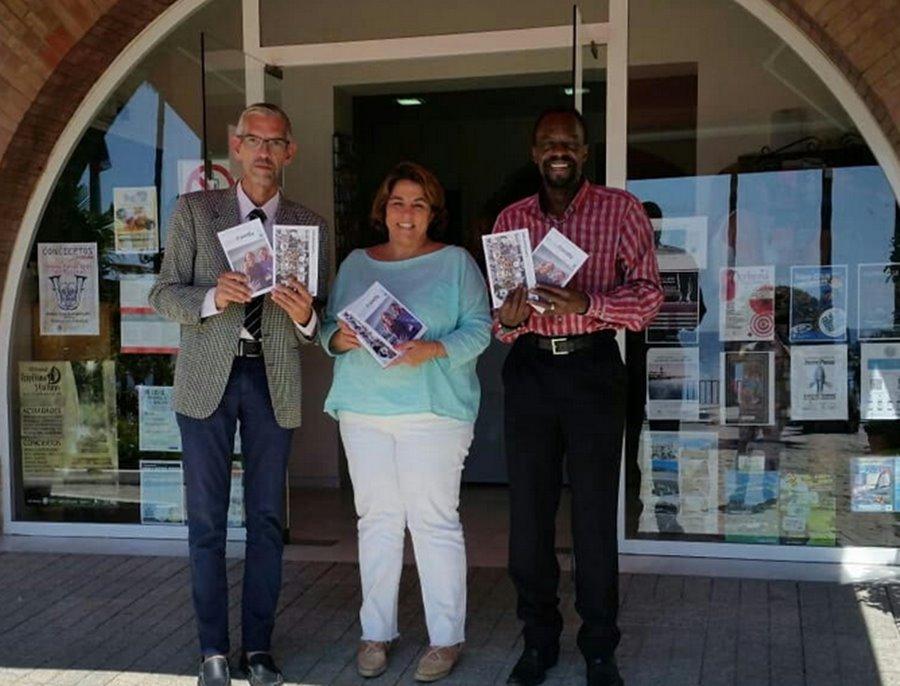 Marbella Marbella La Oficina de Turismo de Marbella acogió la presentación de las guías Gastroturismo y Málaga friendly