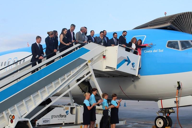 Actualidad Actualidad TUI Airlines bautiza un nuevo Boeing con el nombre de la Costa del Sol