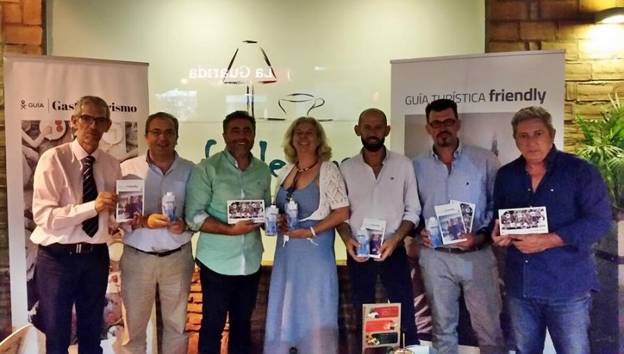 Torremolinos Torremolinos Torremolinos acoge las presentaciones de las guías del Turismo Gastronómico y del Turismo Friendly de Málaga y provincia