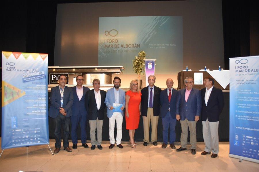Fuengirola Fuengirola Fuengirola reúne a más de 150 expertos y científicos para debatir sobre la sostenibilidad de los mares en el I Foro Mar de Alborán