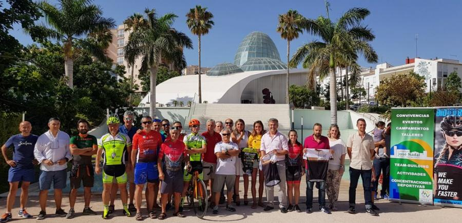 Estepona Estepona Un millar de ciclistas participarán en el 'Gran Fondo Costa del Sol' este 15 de septiembre que contará con un recorrido de 133 kilómetros atravesando 12 municipios