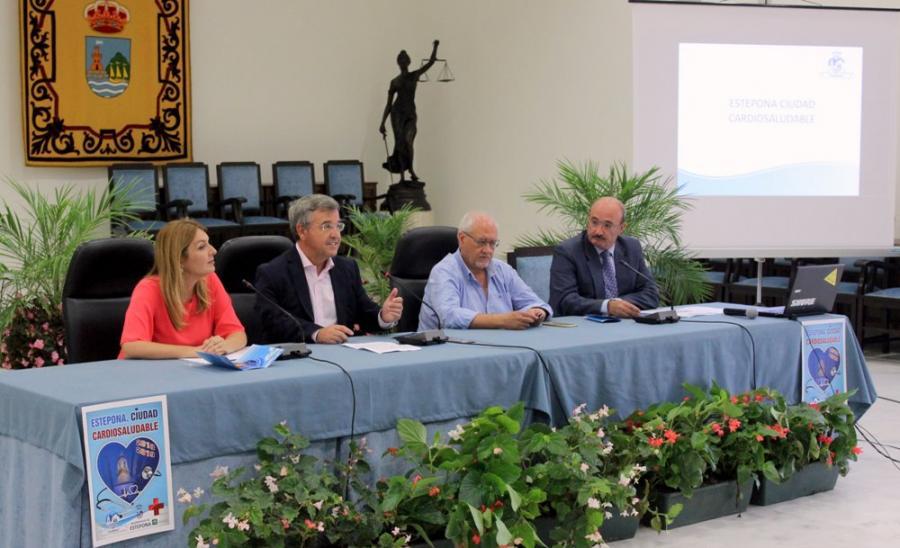 Estepona Estepona El Ayuntamiento crea el programa 'Estepona, ciudad cardiosaludable' para la prevención de enfermedades