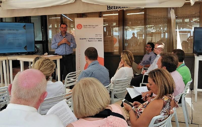 Malaga Malaga La Costa del Sol asegura que el alquiler vacacional es una realidad y aboga por su total regulación