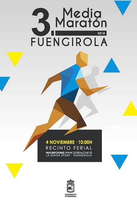 Fuengirola Fuengirola El Ayuntamiento impulsa la tercera edición de la Media Maratón Ciudad de Fuengirola