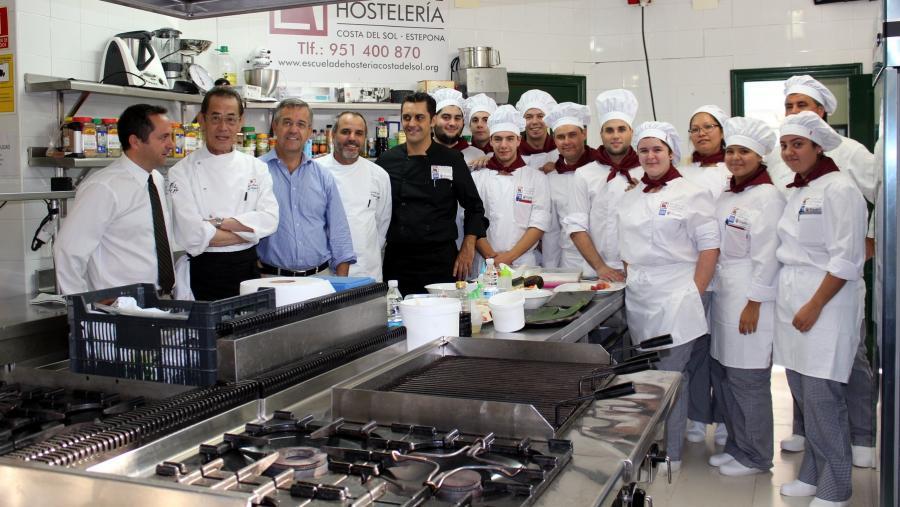 Estepona Estepona La Escuela de Hostelería de Estepona abre la matriculación en sus cursos 2018-2019