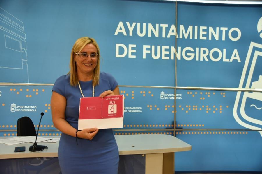 Fuengirola Fuengirola Entra en funcionamiento la ampliación del horario de la línea seis de autobuses urbanos que transcurre por Torreblanca