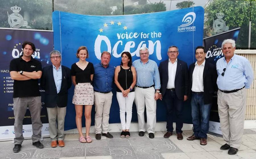 """Malaga Malaga Málaga acogerá la campaña """"Unidos por el Mar"""" que promueve la conservación marina del 30 de septiembre al 2 de octubre"""