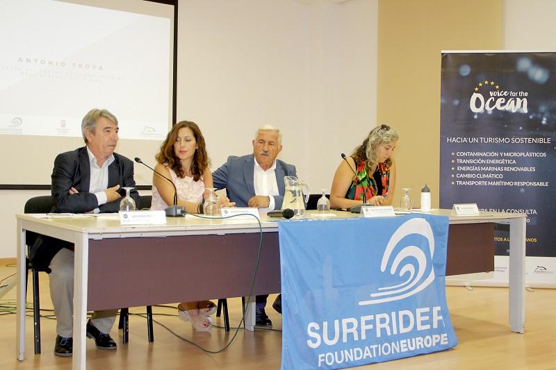 Malaga Malaga Los proyectos de la Senda Litoral contribuyen a un turismo más sostenible en la provincia