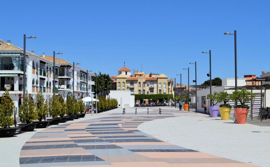 Benalmadena Benalmadena Benalmádena proyecta la creación de un Mercado de Abastos en la Plaza Adolfo Suarez de Arroyo de la Miel