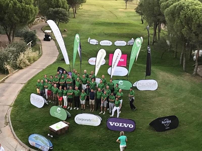 Actualidad Actualidad La Costa del Sol aprovecha la final del Circuito Corporate para promocionar la oferta de golf