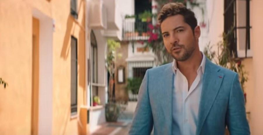 """Marbella Marbella David Bisbal, el mejor embajador turístico de Marbella con su nuevo videoclip """"Perdón"""""""